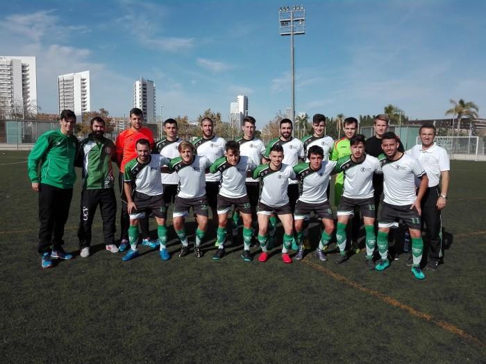 Equipo Futbol Mas UCV