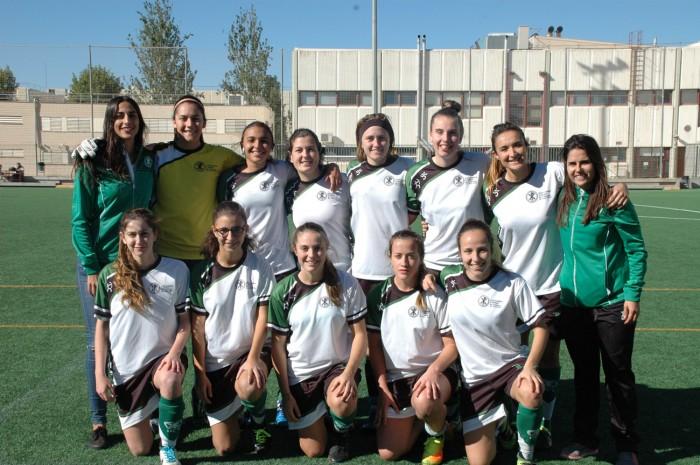 Equipo Fútbol 7 UCV
