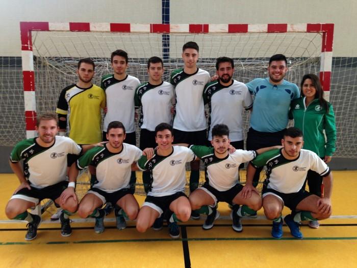 Equipo Futbol Sala Mas UCV