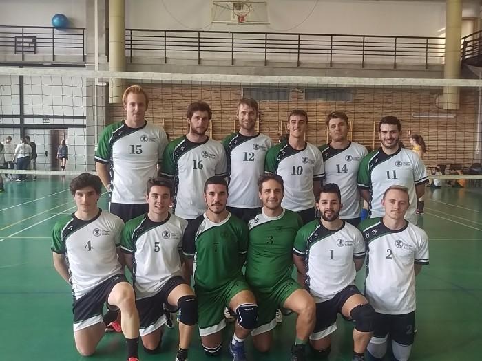 Equipo Voleibol Mas UCV