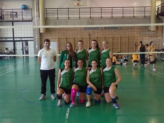 Equipo Voleibol Fem UCV