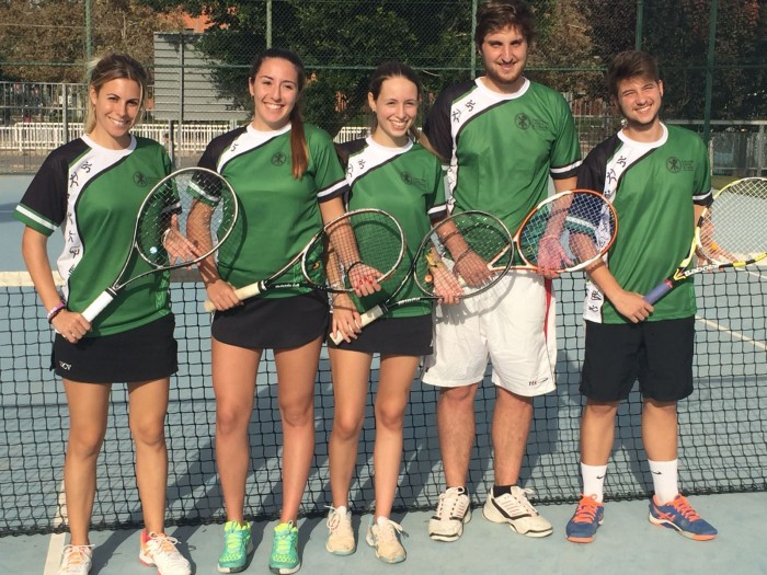 Equipo Tenis UCV