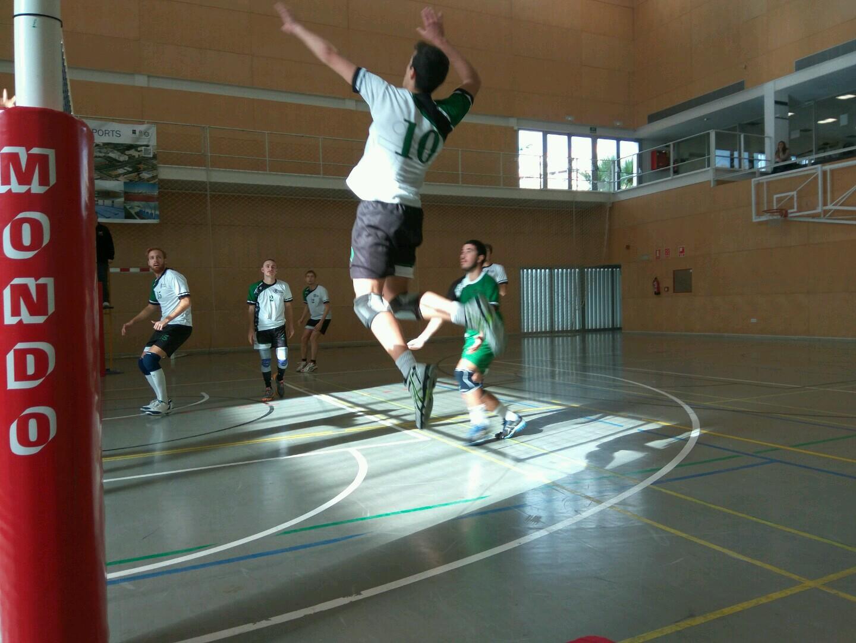 Equipo UCV Voleibol