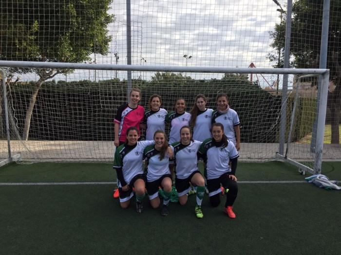 Equipo Futbol 7 UCV