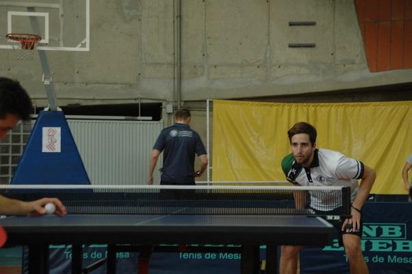 Tenis de mesa UCV