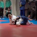 Santonja y Ramos rozan el oro en judo