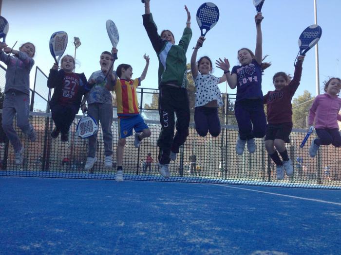 Pádel y Tenis UCV