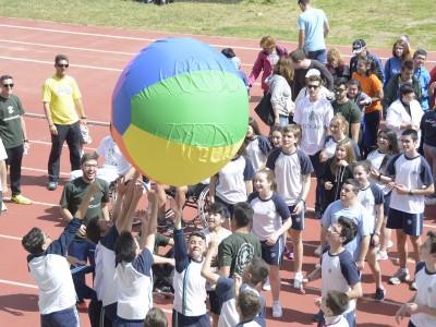 IV Jornada Atletismo Inclusivo