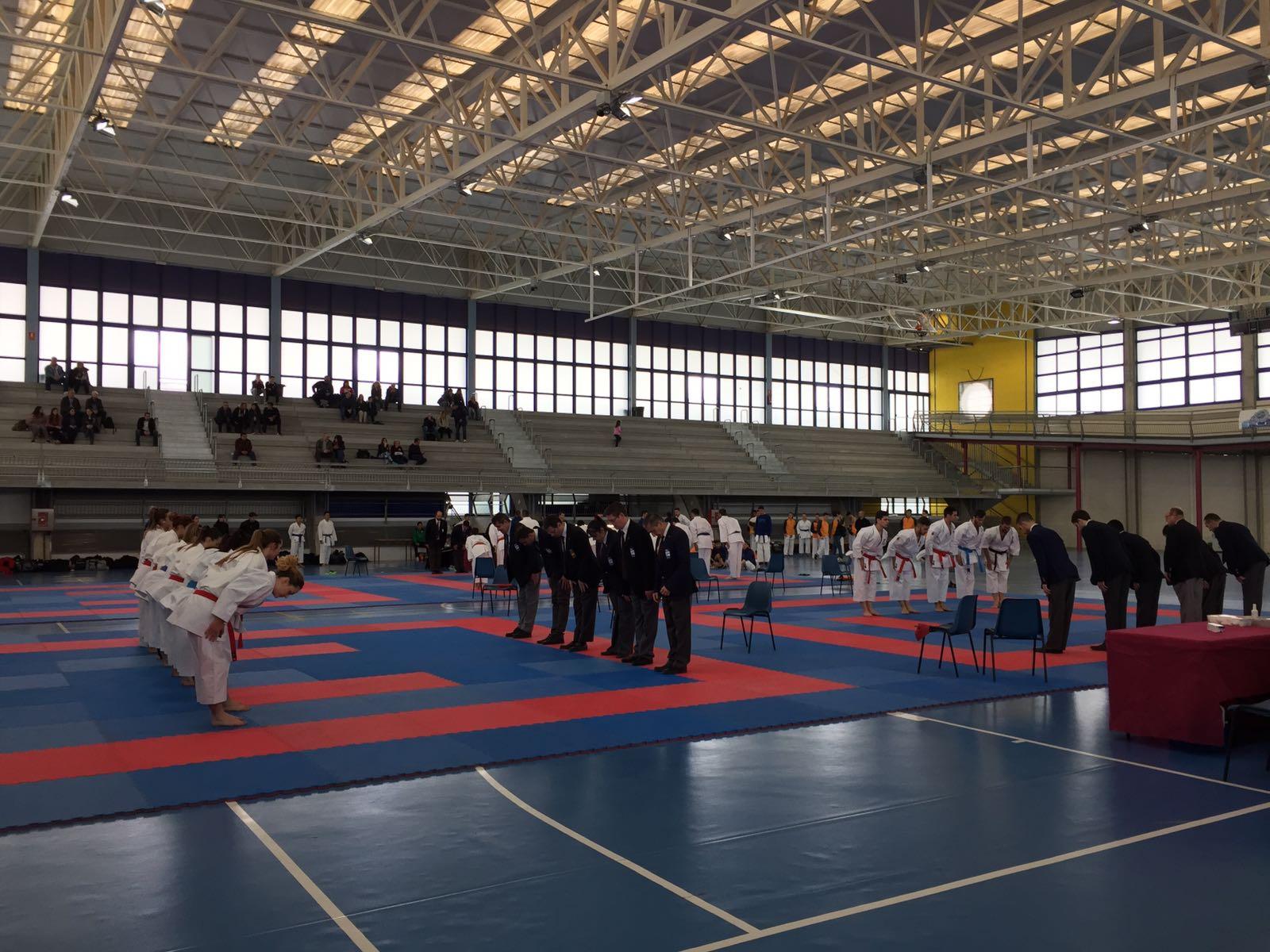 Equipo Karate