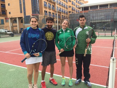 CADU UCV Tenis