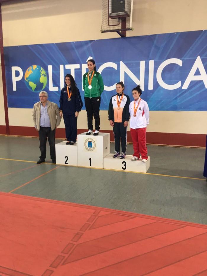 Diana Victoria campeona de España