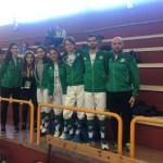 Diana Victoria se proclama campeona de España universitaria de esgrima