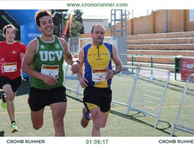 Equipo UCV Trail