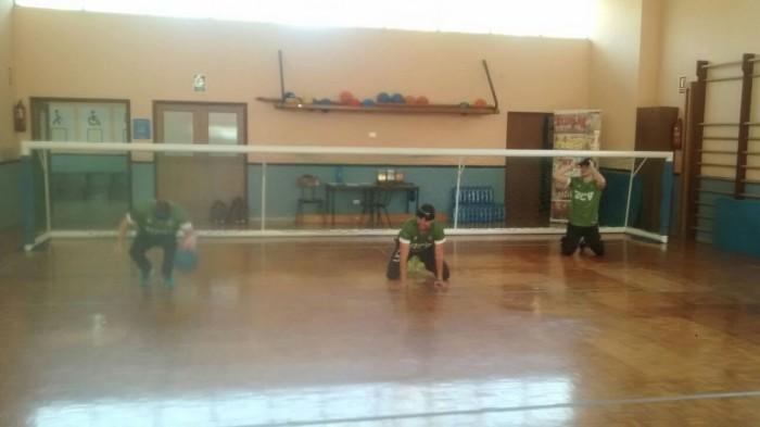 Equipo UCV Goalball