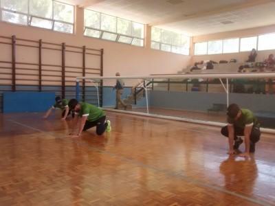 Equipo CADU Goalball