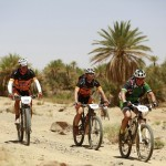 Antonio Vidal consigue ser FINISHER en la Titan Desert