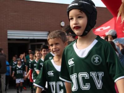 Rugby niños valencia