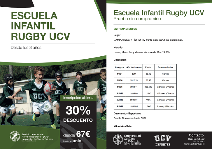 Rugby Valencia UCV