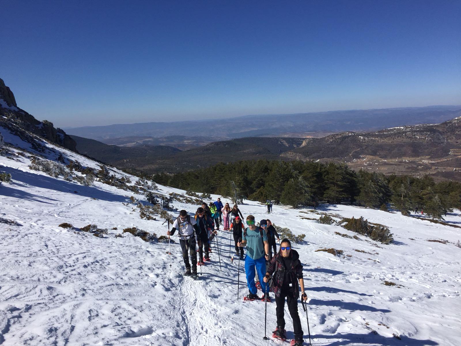 deporte montaña ucv