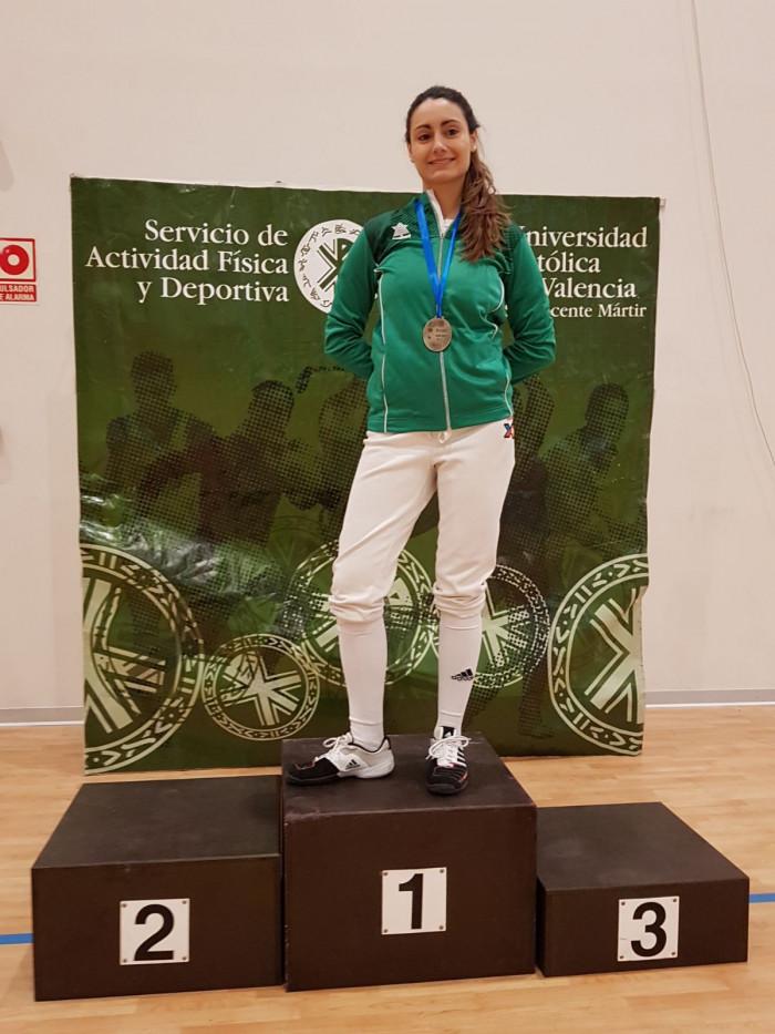 Diana Victoria Esgrima