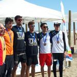 La pareja de Voley Playa Erik y Teguayco se alzan con el bronce en el CADU