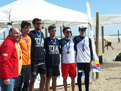 Voley Playa CADU UCV