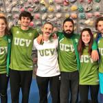 La UCV participa en en el CADU de Escalada