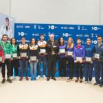 Jaume Roig y Ainhoa Martinez premiados por la Fundación Trinidad Alfonso