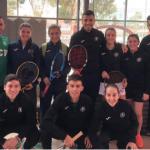 La UCV consigue el bronce por equipos en el CADU de Frontenis