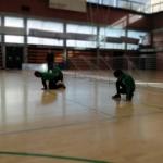 La UCV logra un meritorio 3er puesto por equipos en el CADU de Goalball
