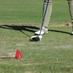 La UCV participa en el CADU de golf