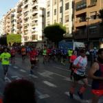 El SAFD se vuelca colaborando en la maratón de Valencia Trinidad Alfonso