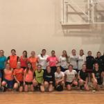 Éxito de participación en el torneo femenino de fútbol sala UCV 2019