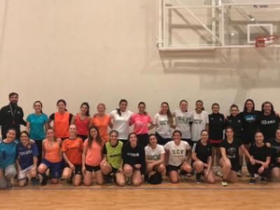 deporte femenino UCV