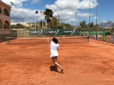 tenis ucv