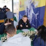 La UCV participa en el CEU de Ajedrez