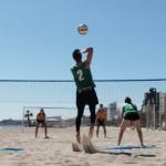 La UCV participa en el Campeonato Autonómico de Deporte Universitario de Voley Playa