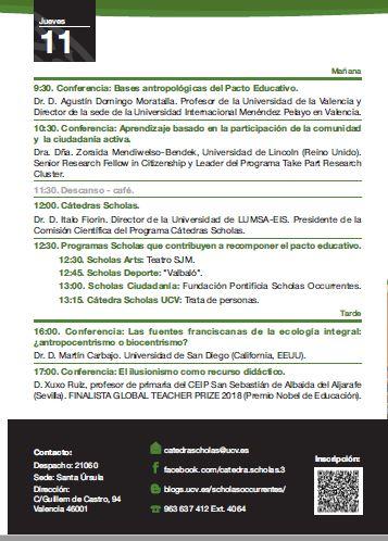 Programa II Congreso II