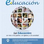 """Congreso interdiocesano de Educación: """"Un reto a los padres,a la Iglesia y a la sociedad"""""""