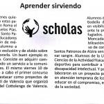 Aprender sirviendo_Scholas