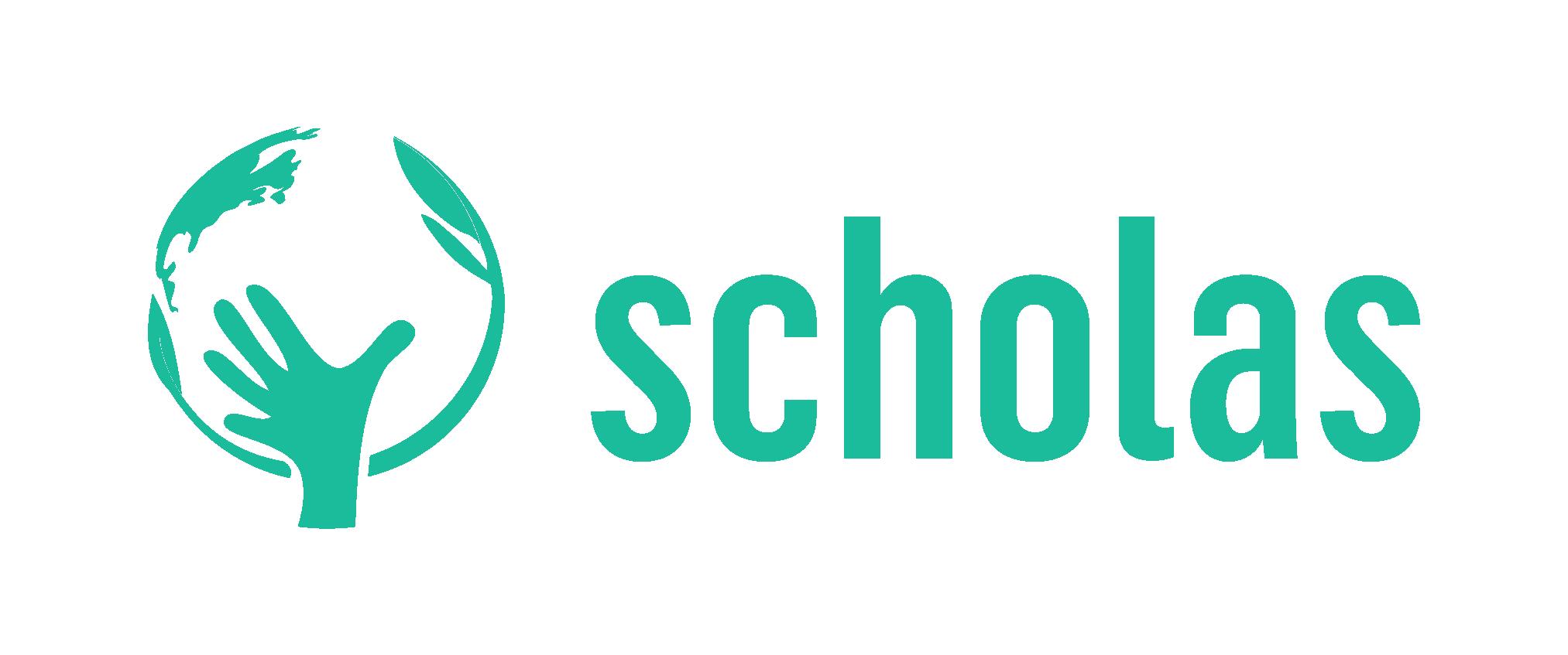 logo scholas
