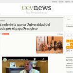 Anuncio de la nueva sede de la nueva Universidad del Sentido