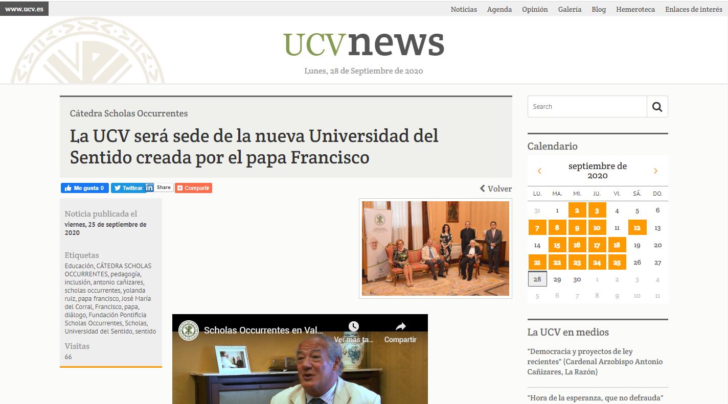 noticia Ucv