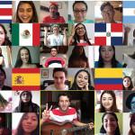 Ciberencuentro de jóvenes «Impacto y desafíos de la educación madrileña frente al covid-19»