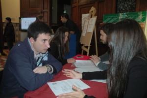 orientacion empleo UCV 2013