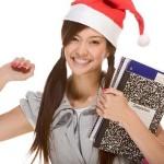 Estudio en Navidad, ¿cómo lo hago?