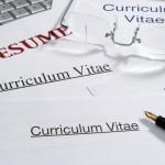Curriculum vitae y carta de presentación