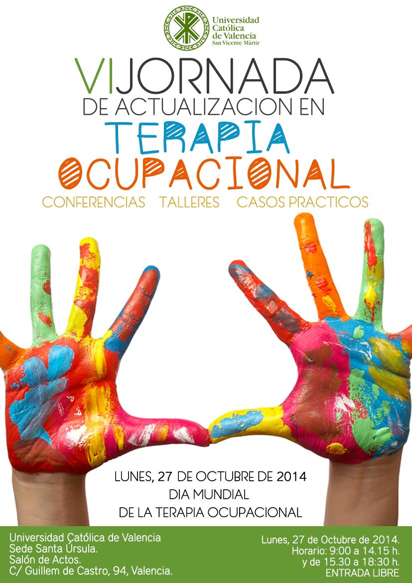 Jornada para celebrar el Día Mundial de la Terapia Ocupacional