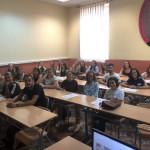 Jornadas de acogida curso 18/19