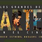 """""""Los grandes del arte en el cine"""" presenta los trabajos de los artistas más importantes de la historia"""